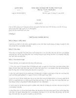 Bài soạn Luật viên chức năm 2010