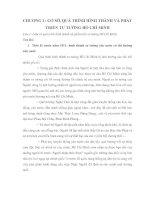 Tài liệu CHƯƠNG I : CƠ SỞ, QUÁ TRÌNH HÌNH THÀNH VÀ PHÁT TRIỂN TƯ TƯỞNG HỒ CHÍ MINH docx