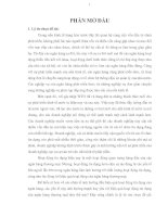 Đề tài KIỂM ĐỊNH các NHÂN tố ẢNH HƯỞNG đến HOẠT ĐỘNG tín DỤNGTẠI NGÂN HÀNG NÔNG NGHIỆP và PHÁT TRIỂN NÔNG THÔN VIỆTNAM, CHI NHÁNH HUYỆN VĨNH cửu
