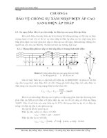 Tài liệu Giáo trình An Toàn Điện Chương 6 pdf
