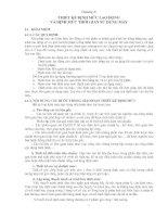 Tài liệu Chương 4:Định mức trong xây dựng pdf