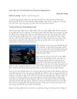 Tài liệu Làm việc với Terminal Services Remote Applications phần 1 pptx
