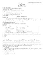 Bài soạn G.A Ôn tập Ngữ Văn 8