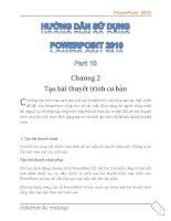 Tài liệu Hướng dẫn sử dụng powerpoint 2010 part 10 ppt