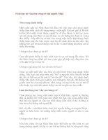 Tài liệu 9 bài học từ văn hóa công sở của người Nhật pdf