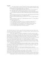Tài liệu Các mối quan hệ trong triết học Mác Lê nin docx