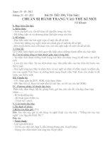 Bài soạn văn 9 tiet 104