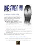 Tài liệu Long Straight Hair docx