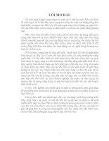 TỰ DO HÓA LÃI SUẤT TRONG ĐIỀU KIỆN VIỆT NAM HIỆN NAY