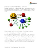kỹ năng xây dựng domain authority, back link tự nhiên