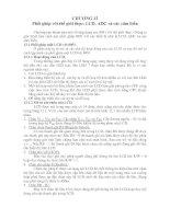 LÝ THUYẾT lập TRÌNH cơ bản (8051)  CHƯƠNG 12