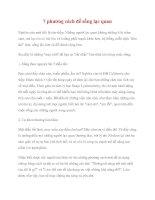 7 phương cách để sống lạc quan