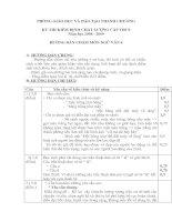 Đáp án HSG Văn 6 (08-09)
