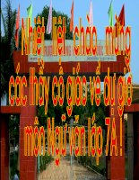 Bo cuc va phuong phap lap luan trong bai van nghi luan