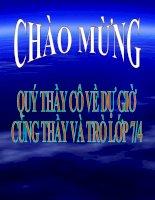Tiết 61: Bài 27 - Chế độ phong kiến nhà Nguyễn