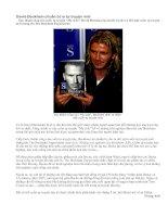 David Beckham chuẩn bị ra tự truyện mới