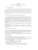 Chương 4 Các phương thức thanh toán quốc tế