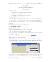 Hướng dẫn lập trình VB NET chương 4 làm việc với menu và hộp thoại