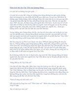 Phân tích bài thơ Tây Tiến của Quang Dũng.doc
