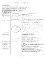 Giáo án 12 cơ bản kỳ I