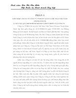 TÌM HIỂU CÁC SẢN PHẨM, THỊ TRƯỜNG CÔNG TY TNHH DU LỊCH VÀ THỂ THAO VIỆT NAM  ĐANG KINH DOANH