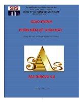 Hướng dẫn SAS INNOVA 6.8.1