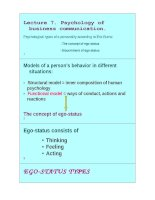 psychology of business communication