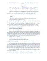 Luật sửa đổi, bổ sung một số điều của Luật Báo chí