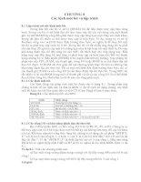 LÝ THUYẾT lập TRÌNH cơ bản (8051)  CHƯƠNG 8