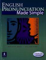 English pronunciation made simple (longman 2005)