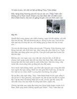 Những câu chuyện ...Nhật ký Đặng Thùy Trâm