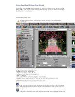 Hướng dẫn sử dụng 3D Album để tạo Slide ảnh.