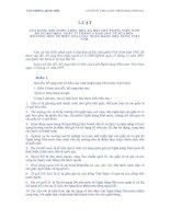 Luật sửa đổi, bổ sung một số điều của Luật Ngân hàng Nhà nước Việt Nam