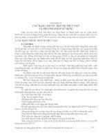 GIÁO TRÌNH sử DỤNG THUỐC bảo vệ THỰC vật PHẦN 4