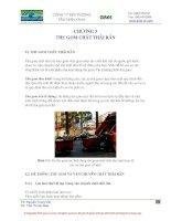 Chương 5: thu gom chất thải rắn