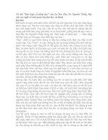 """Từ bài """"Bàn luận về phép học"""" của La Sơn Phu Tử Nguyễn Thiếp, hãy nêu suy nghĩ về mối quan hệ giữa học và hành"""