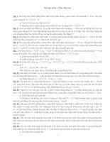 500 bài tập vật lý 11