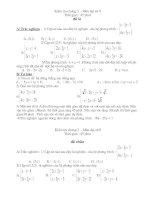 dề kiểm tra chương 3 Đại số 9