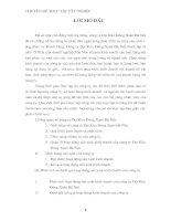 Phân tích và đánh giá hoạt động sản xuất kinh doanh của công ty  Dệt Kim Đông Xuân Hà Nội