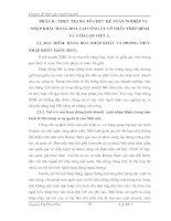 THỰC TRẠNG TỔ CHỨC KẾ TOÁN NGHIỆP VỤ NHẬP KHẨU HÀNG HOÁ TẠI CÔNG TY CỔ PHẦN THÉP HÌNH VÀ TẤM LỢP VIỆT Á.