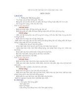 Đề cương ôn tập Khối 7 của PGD (Đầy đủ)