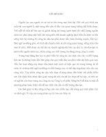 MỘT SỐ GIẢI PHÁP HOÀN THIỆN CÔNG TÁC XÁC ĐỊNH NHU CẦU VÀ ĐỐI TƯỢNG ĐÀO TẠO