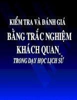 TRAC NGHIEM - BOI DUONG TX