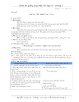 Tiết 13. Bài 10