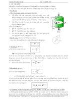 Chuyên đề: Cơ học vật rắn( Thầy Dương - Hậu Lộc I)
