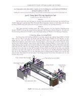 Xây dựng phần mềm điều khiển và giám sát cho hệ thống sản xuất linh hoạt FMS50 tại phòng thí nghiệm cơ điện tử