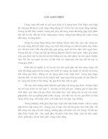 VAI TRÒ CỦA NGƯỜI PHỤ NỮ TỈNH YÊN BÁI TRONG CÔNG VIỆC GIA ĐÌNH HIỆN NAY