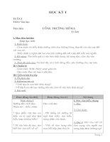giáo án ngữ văn 7 kì 1