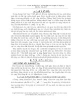 Chuyên đề Hình 9-Vũ Đức Cảnh