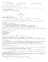 1_500 câu hỏi trắc nghiệm hóa học